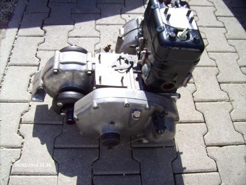 Motor DKW F8